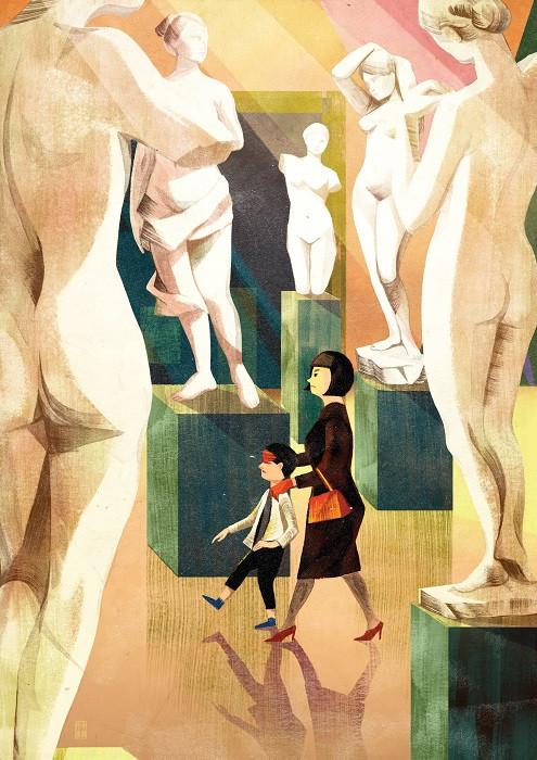 gallery illustration