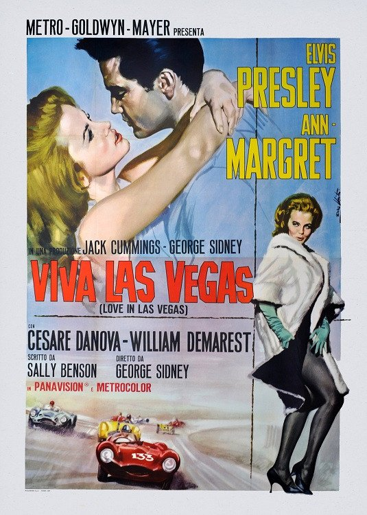 vintage poster movie