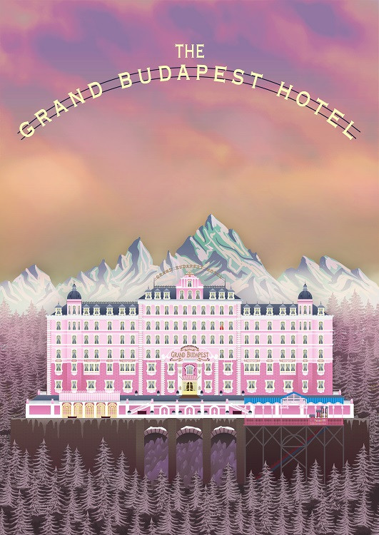 movie poster wes anderson