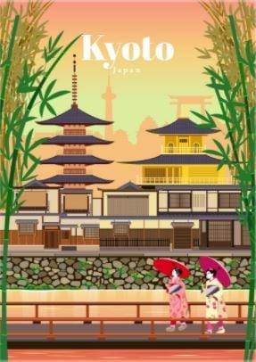 Travel to Kyoto