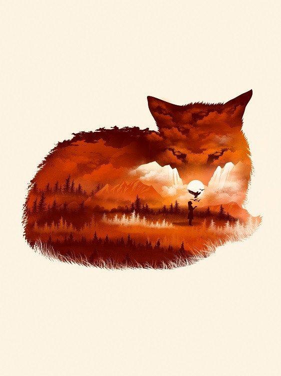 dan fajardo fox poster