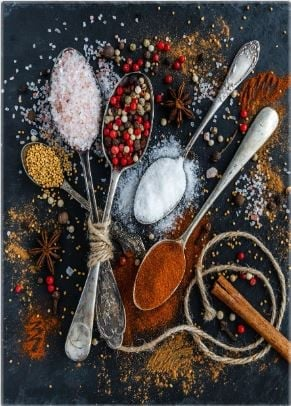 Herbs and Spices 1