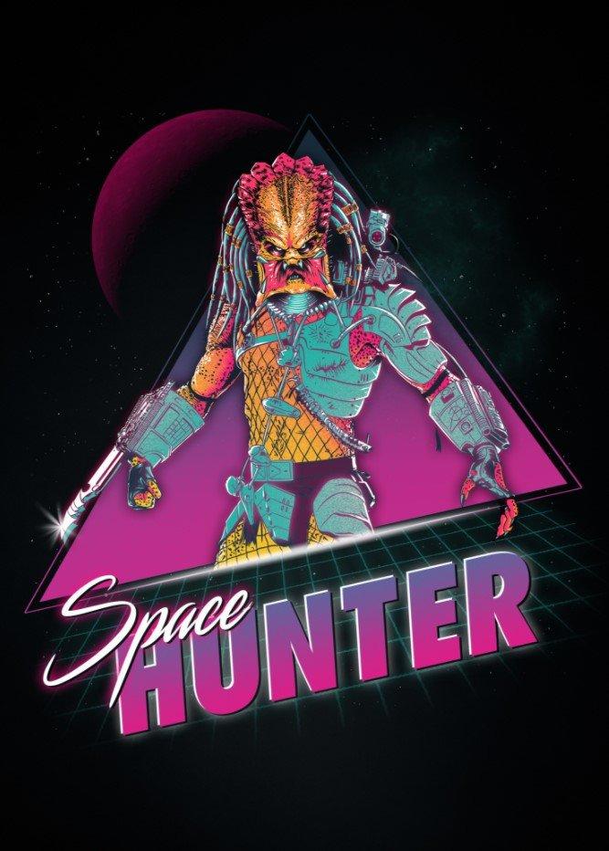 predator 80s style by ddjvigo