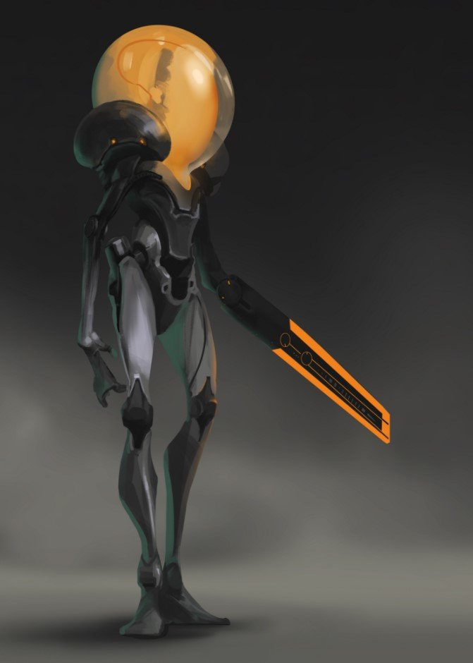 alien concept art Dumitru Furculita