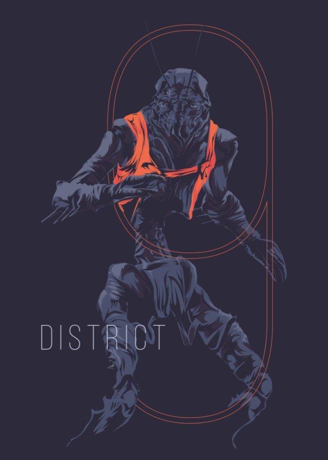 district 9 alien fourteen lab