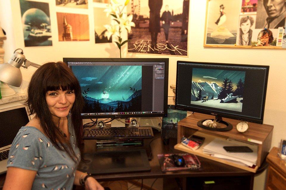 artist-romina-lutz-in-her-studio