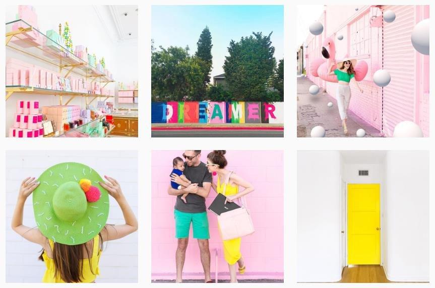 studiodiy colorfulinstagram account