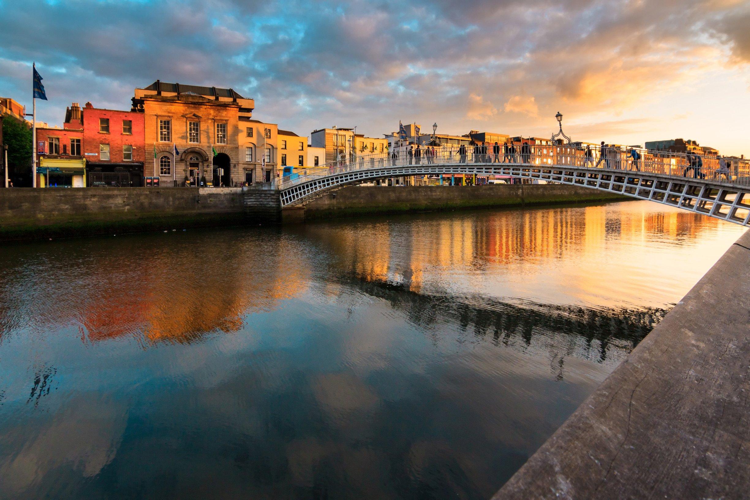 Dublin Ireland Ulysses by James Joyce