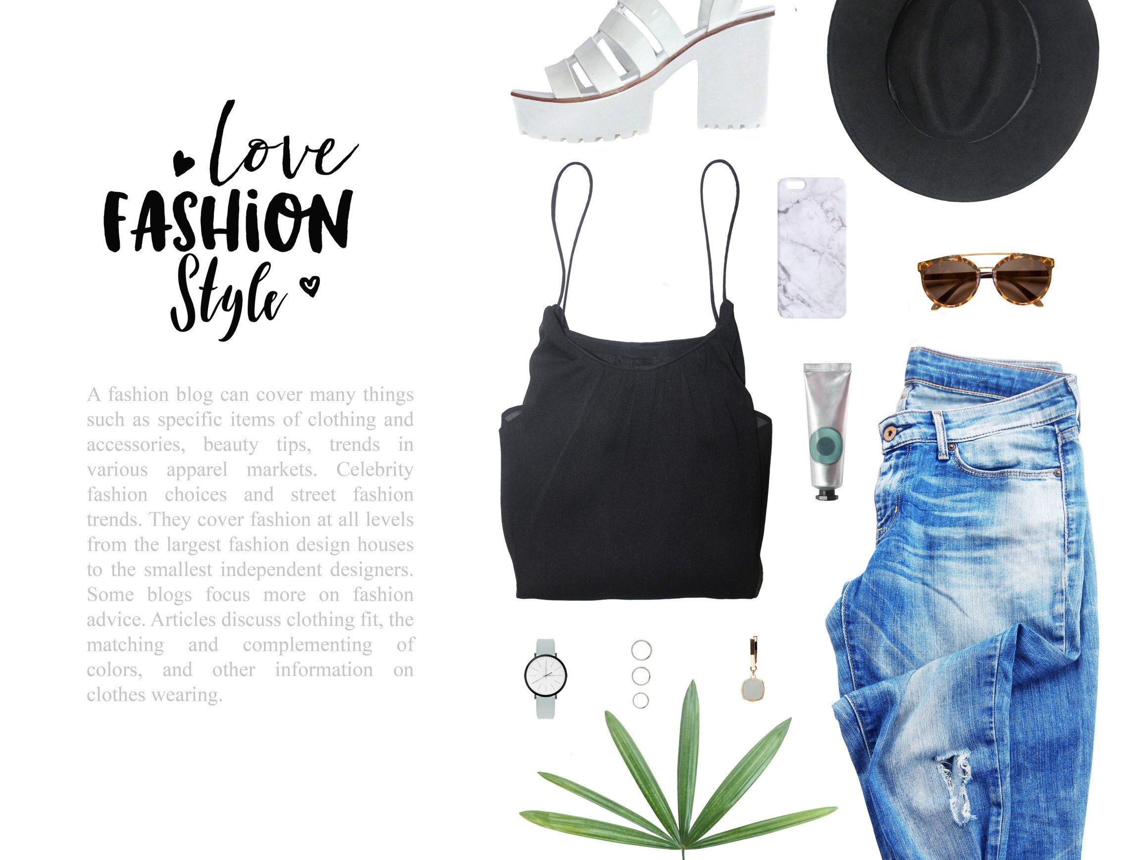 magazine fashion style clothes