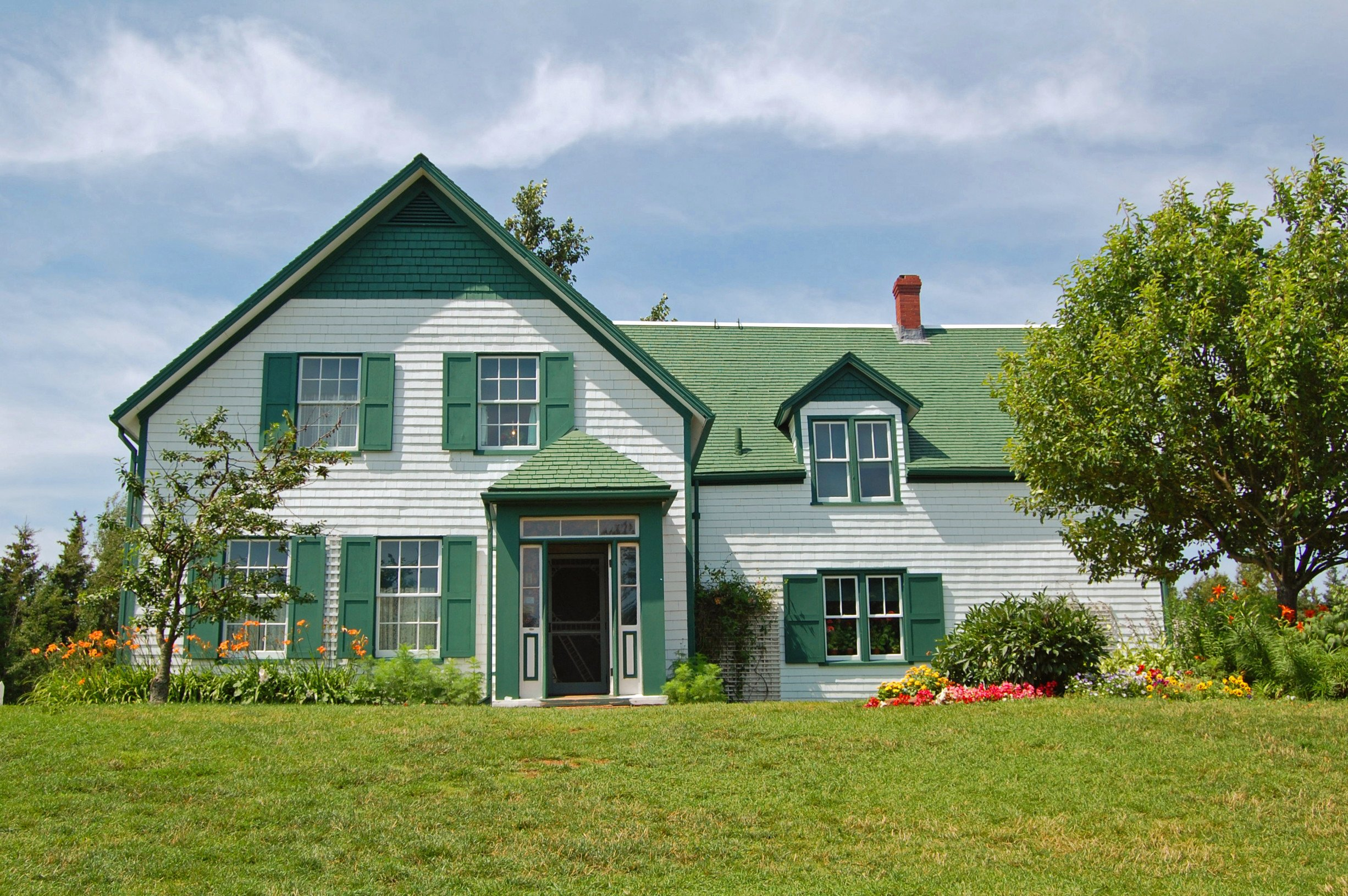 Green Gables Farm in Cavendish Canada Anne of Green Gables by L.M. Montgomery