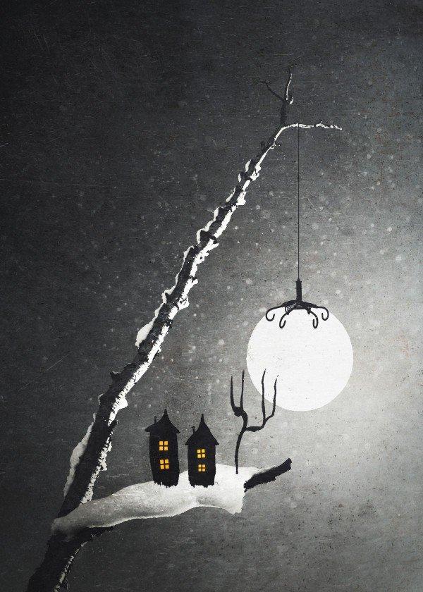 winter-time-season-snow-art-design-illustration-moon-night