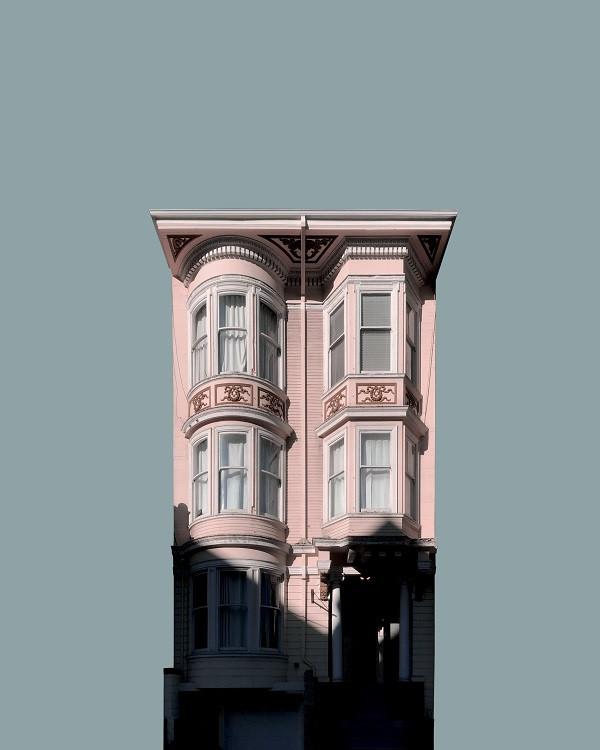 eric morris pink house