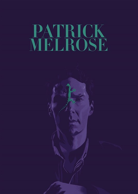 patrick melrose movie poster