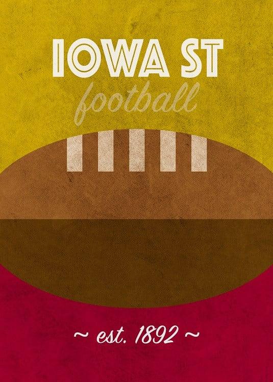 iowa poster