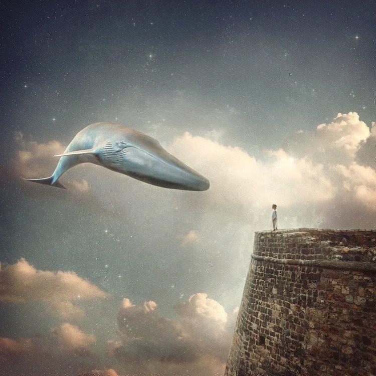 Albulena Panduri = Dream Sequence