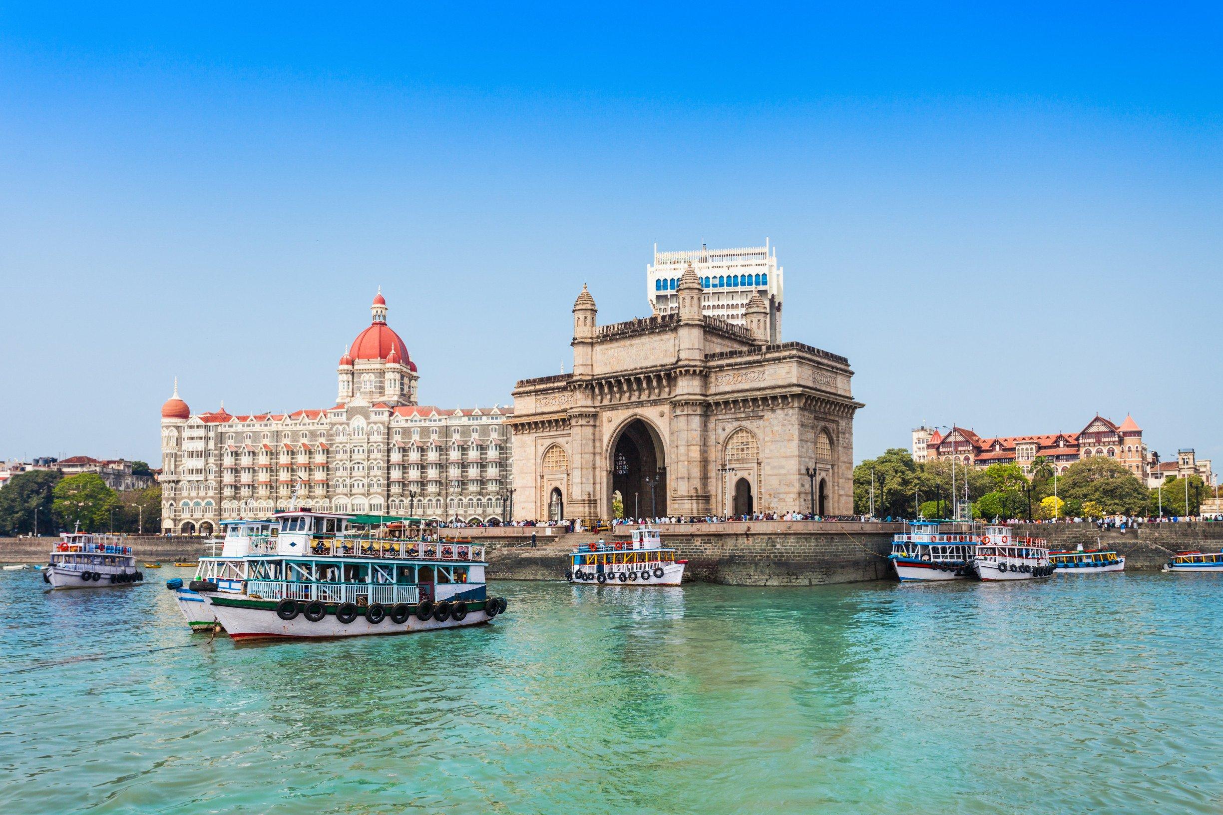 Bombay India Shantaram Gregory David Roberts