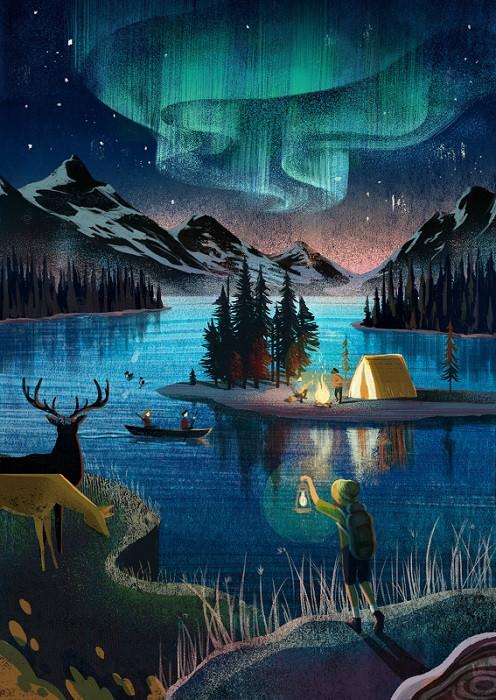 nature illustration
