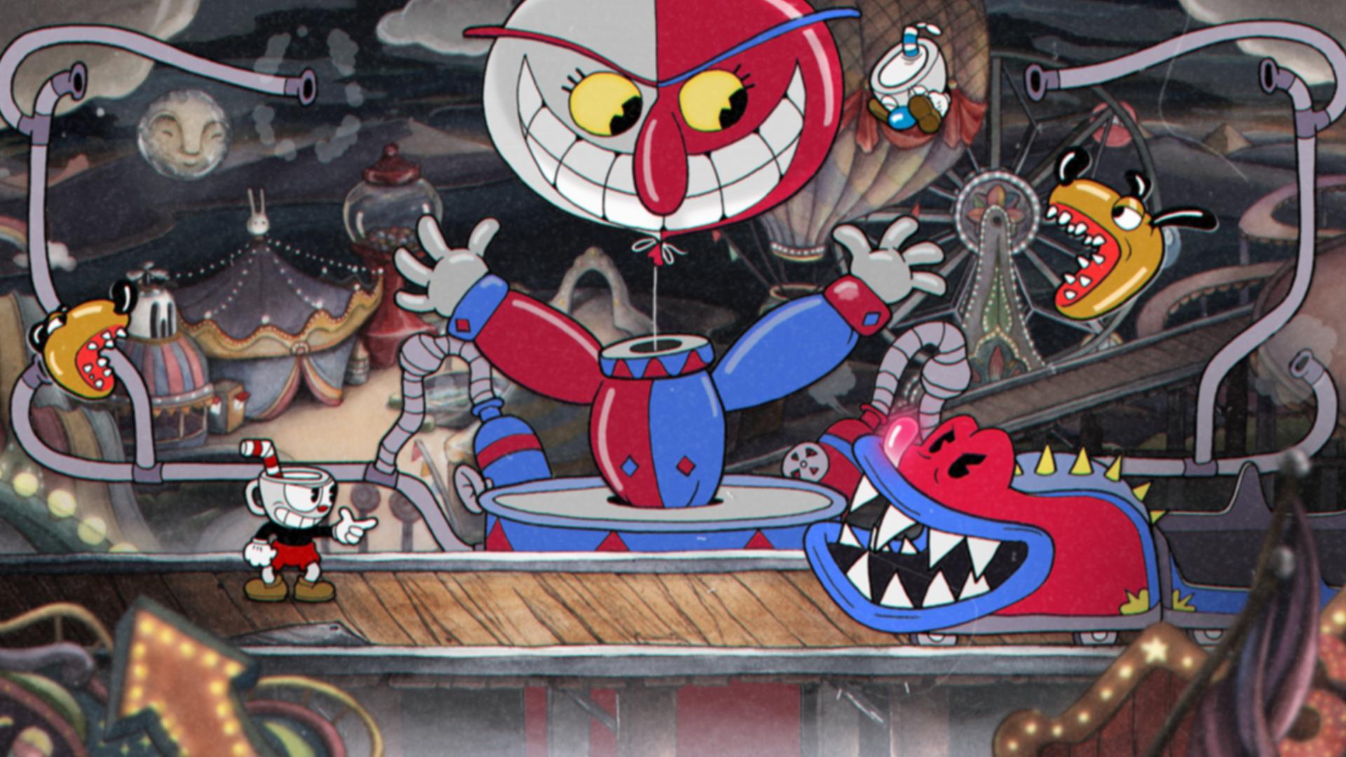 Cuphead screenshot