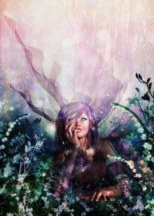 fairy spring