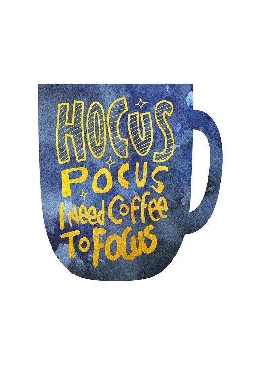 coffee focus