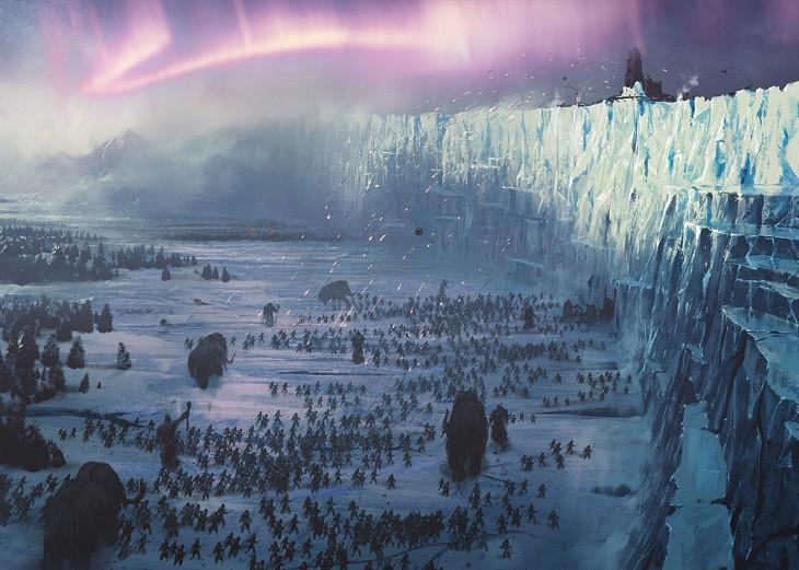 Grzegorz Rutkowski - Game of Thrones: Watchers on the Wall