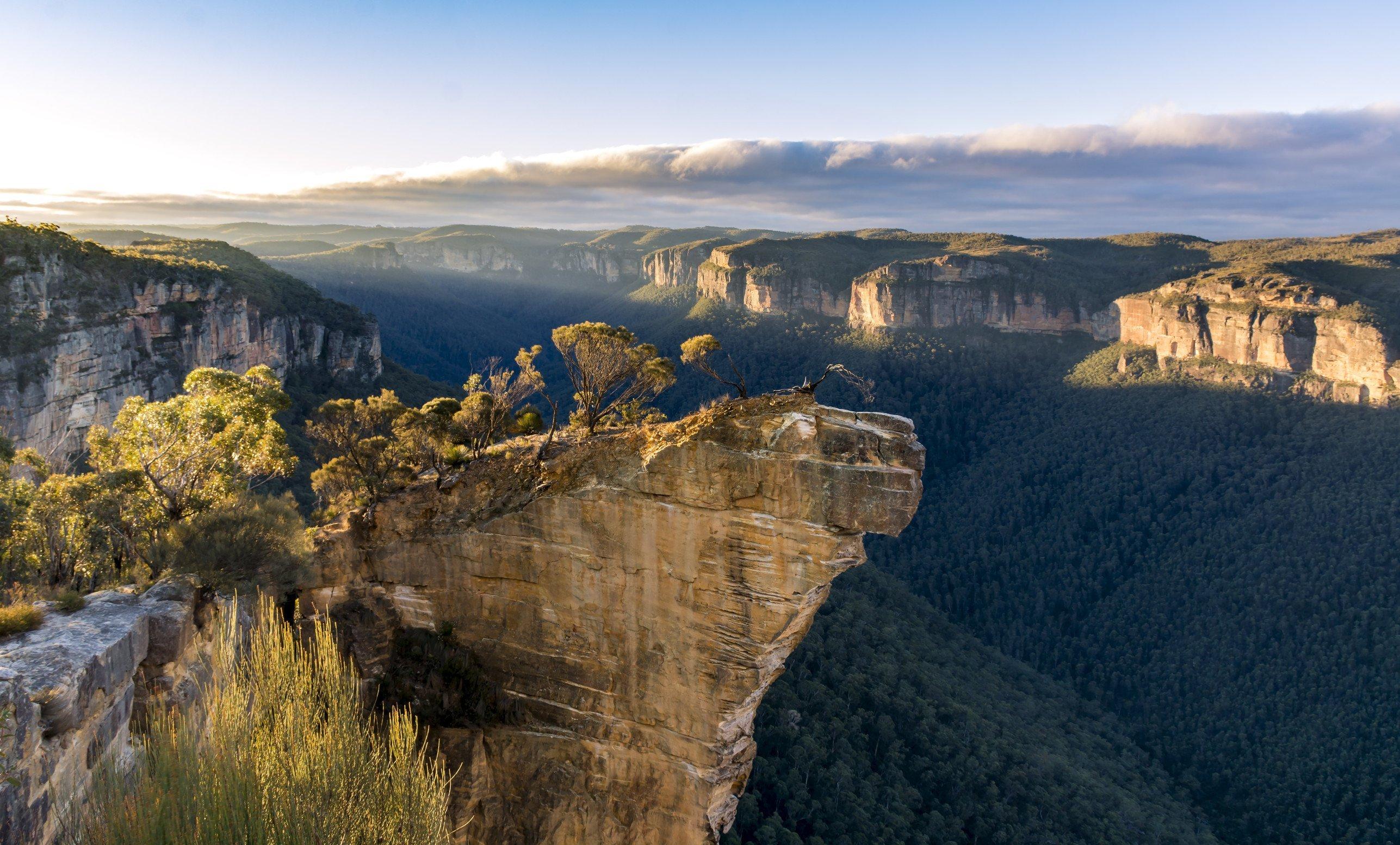 Hanging Rock in Victoria Australia Picnic at Hanging Rock by Joan Lindsay