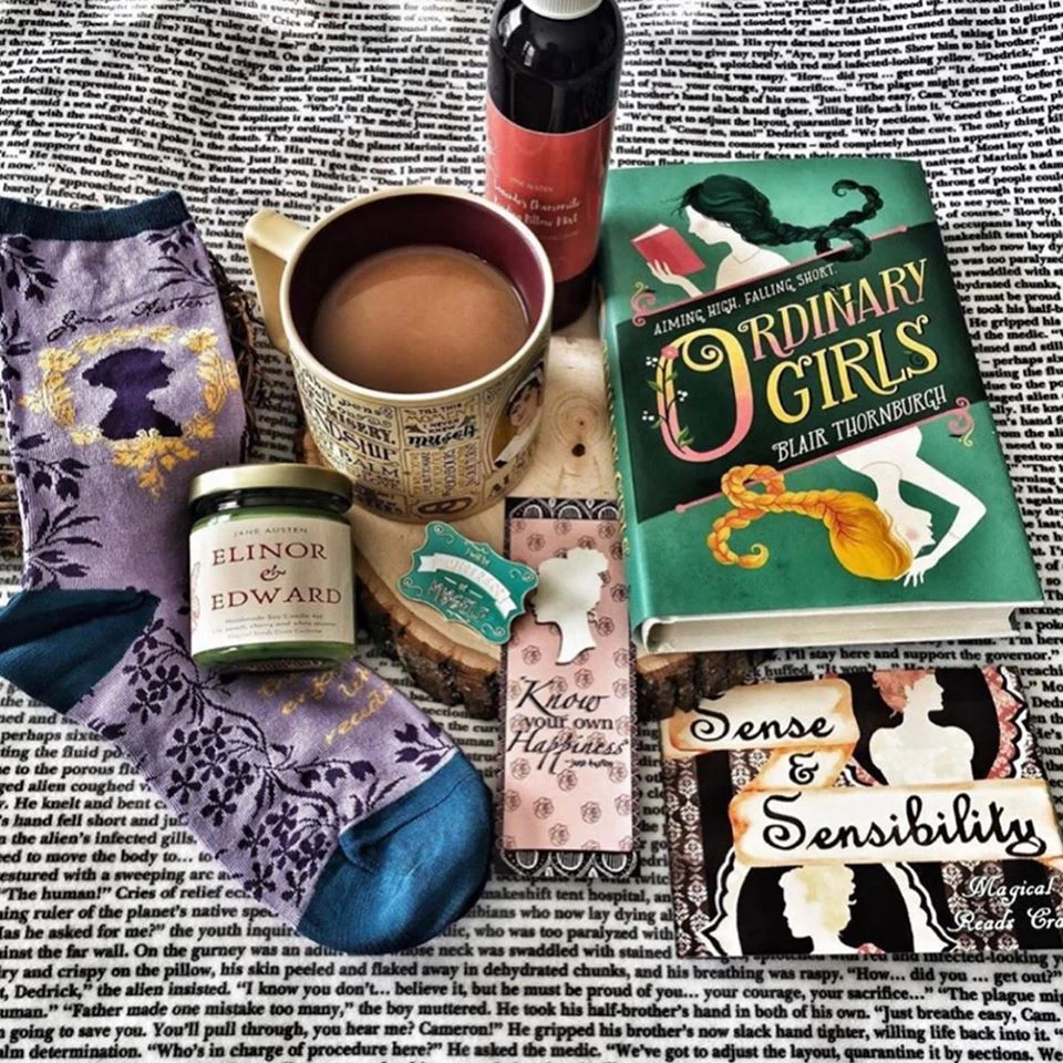 Magical Reads Crate book subscription box