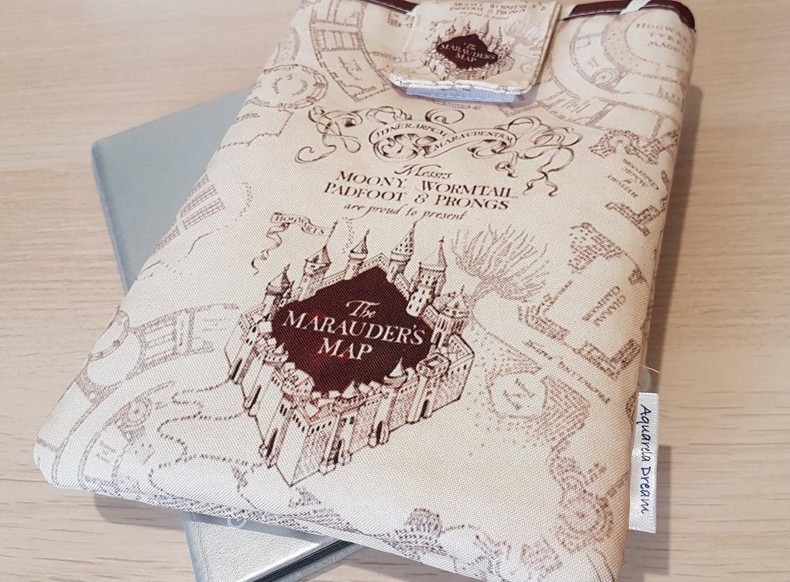 Marauder's Map Kindle case