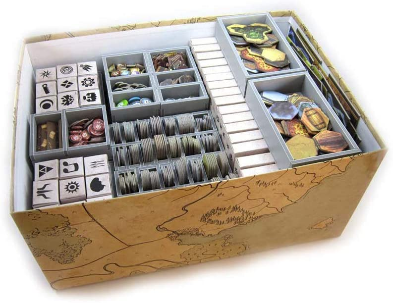 Board game organizer