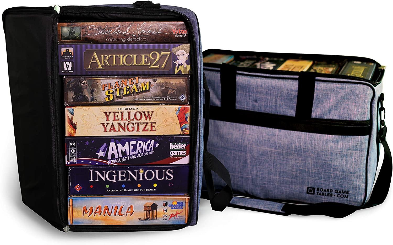 Board game travel bag