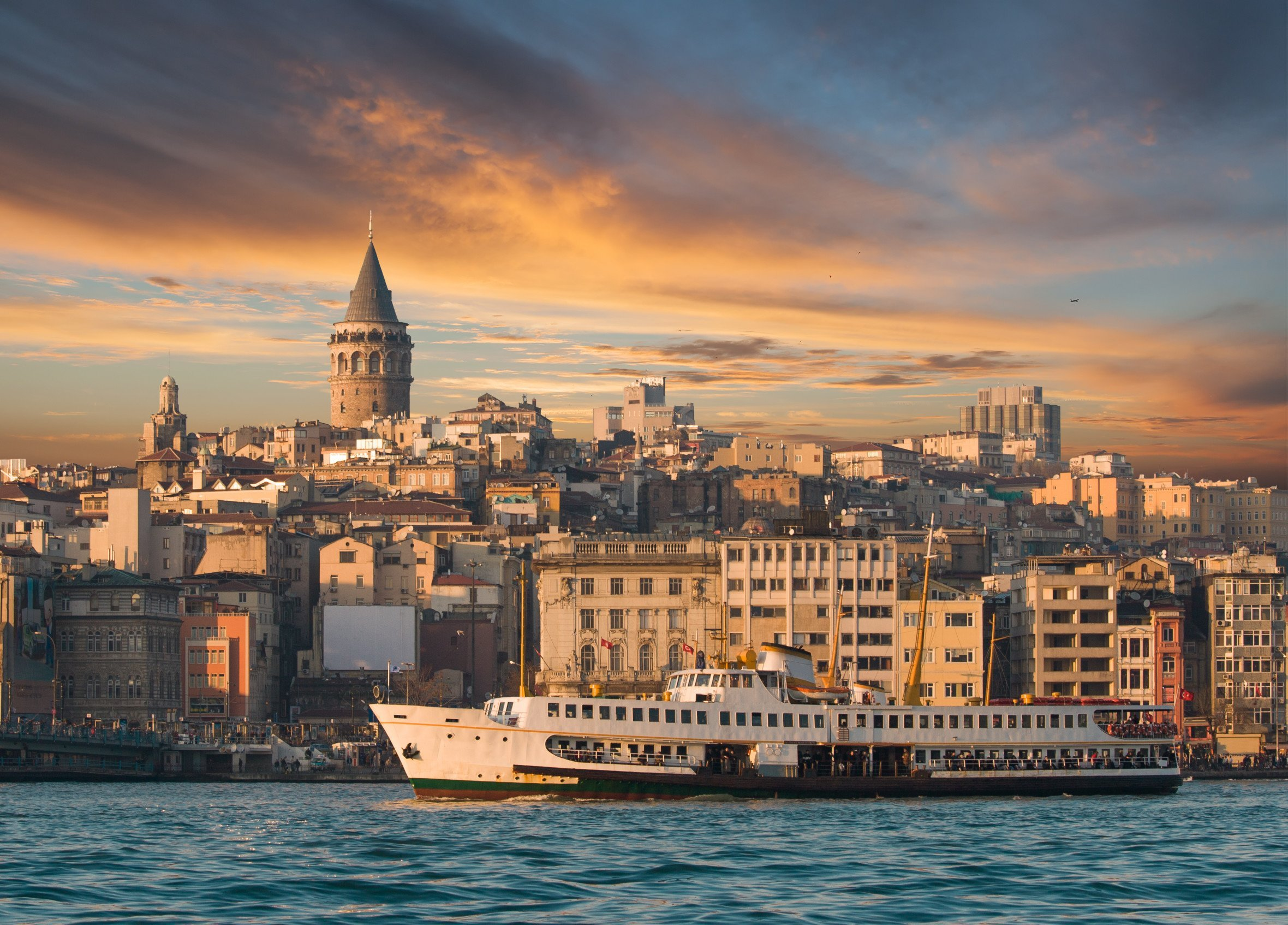 Istanbul Turkey The Black Book by Orhan Pamuk