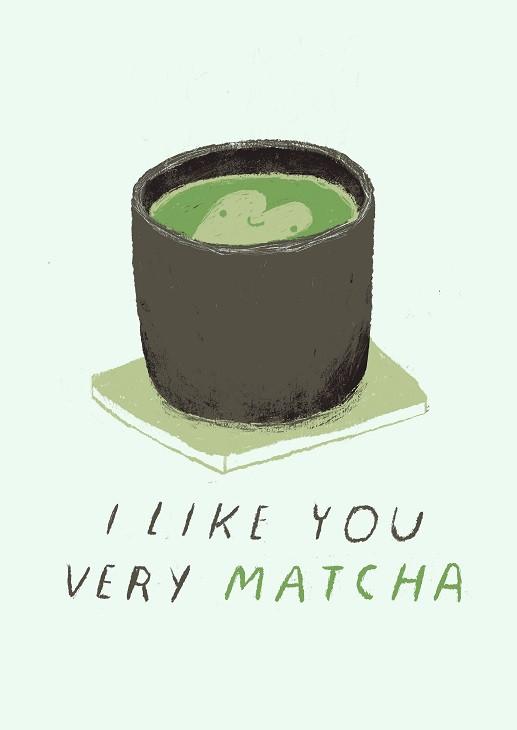 louis ros i like you very matcha