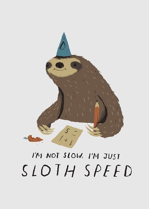 louis ros sloth