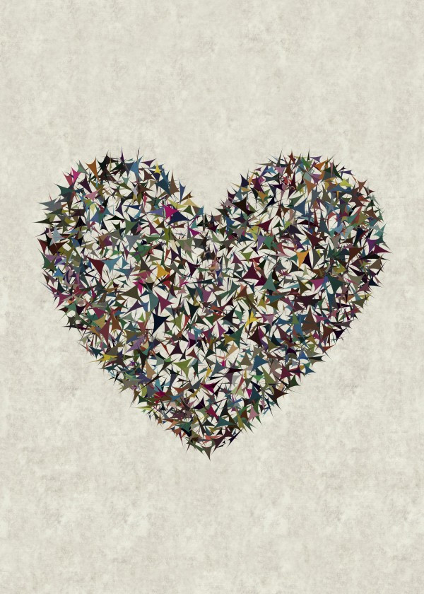love-art-for-valentines-day-heart-pattern