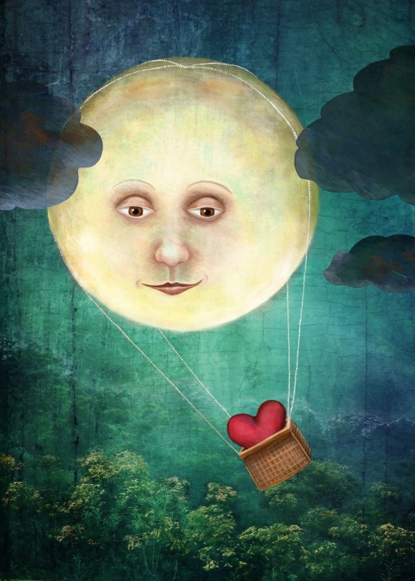 love-art-for-valentines-day-moon-heart