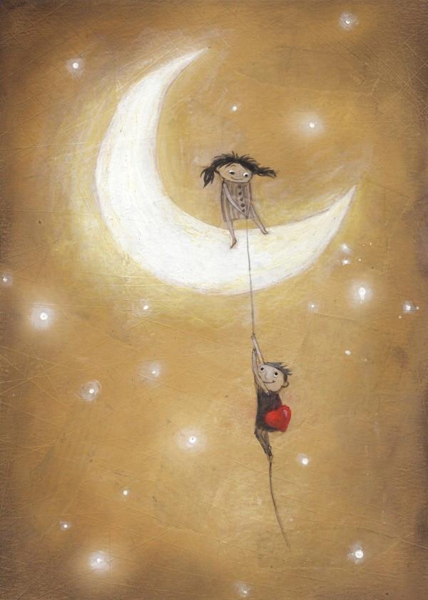 love-art-for-valentines-day-moon-stars-illustration
