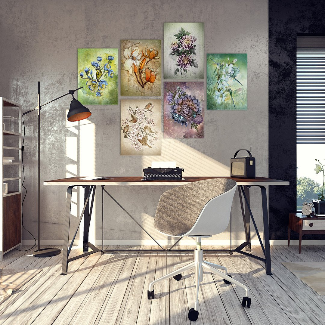 nature posters for your wall displate