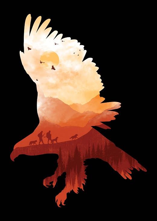 wildlife illustration