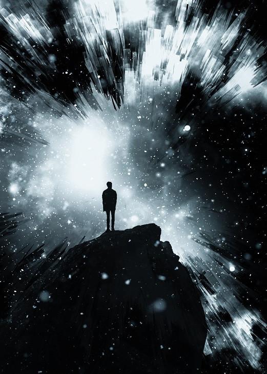 seam less cosmic space