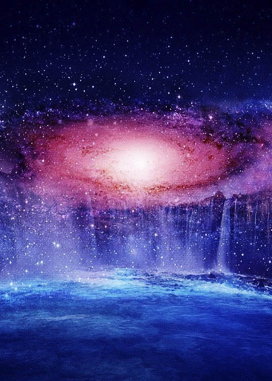 Viviana Gonzalez - Andromeda Waterfall