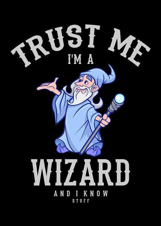 wizard funny