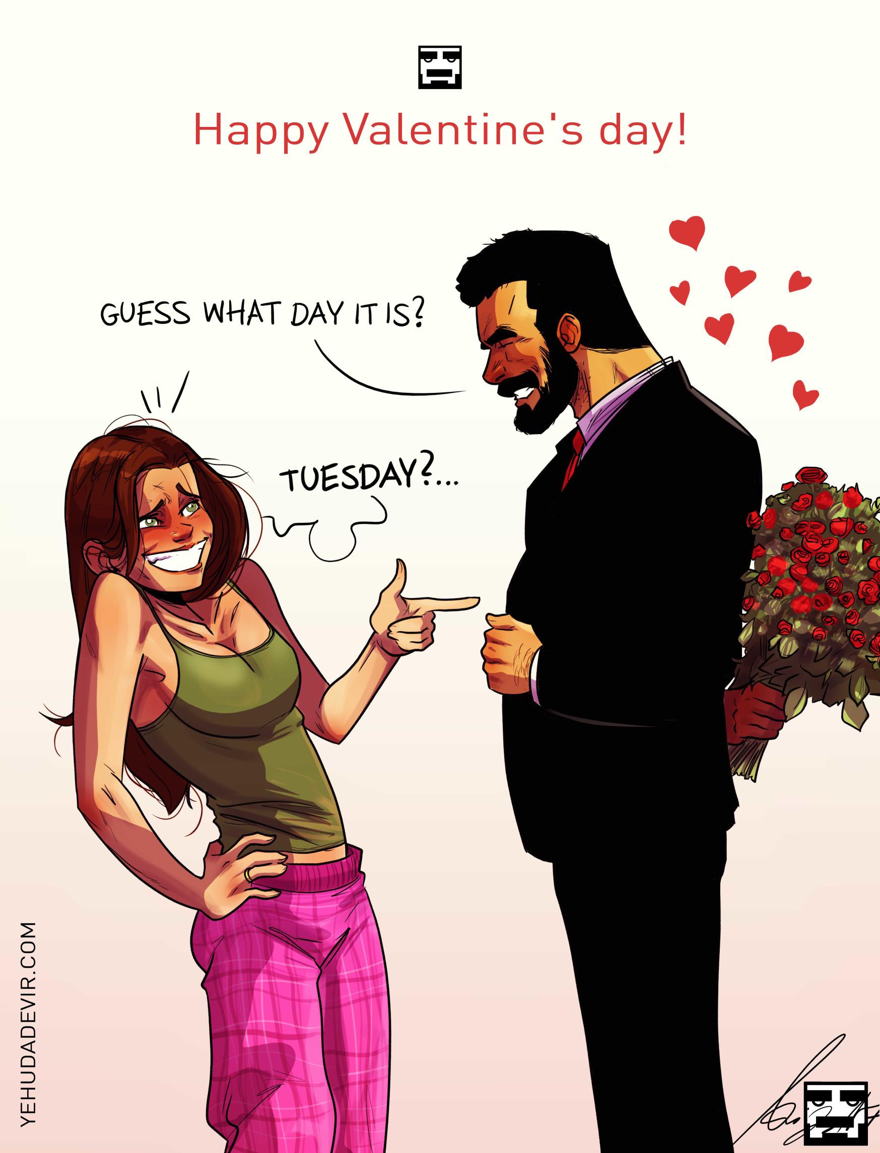 yehuda devir valentines