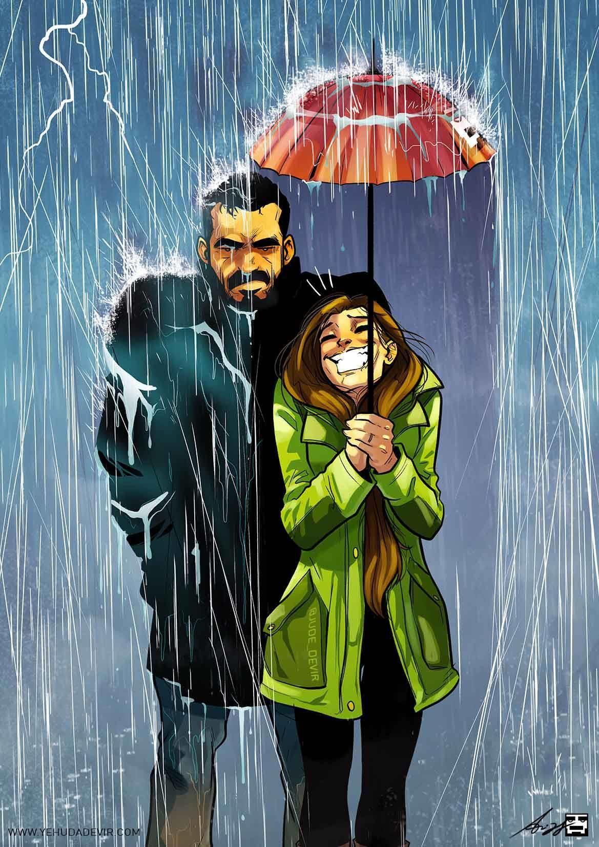 yehuda devir rain