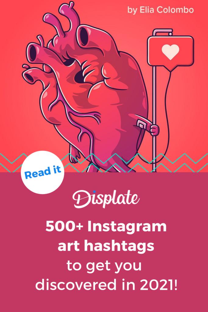 Best Art Hashtags for Instagram