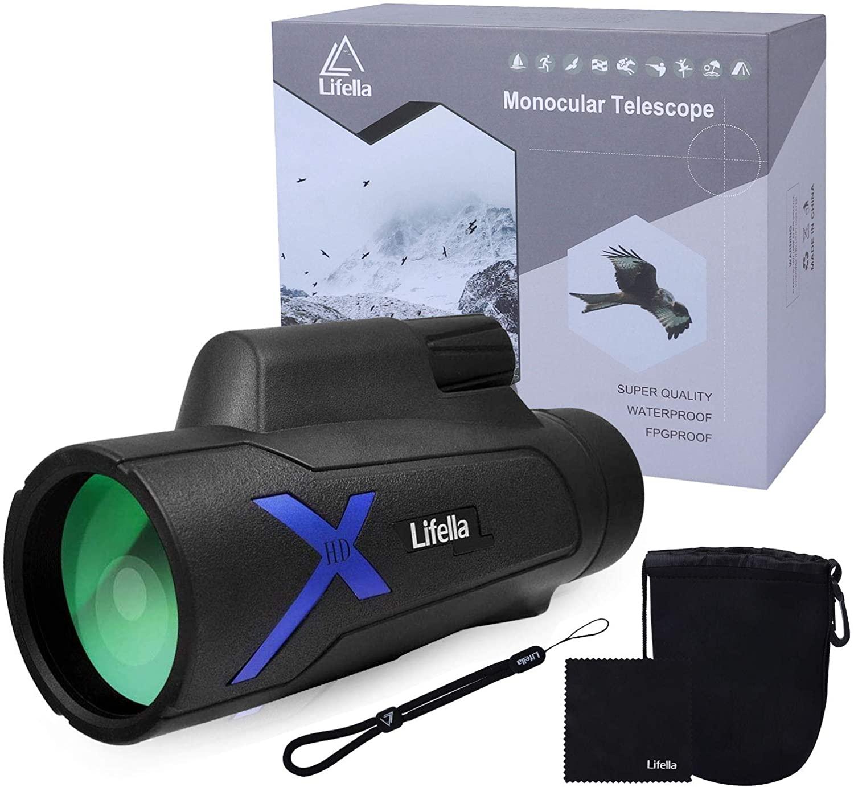 Lifella high-definition monocular telescope