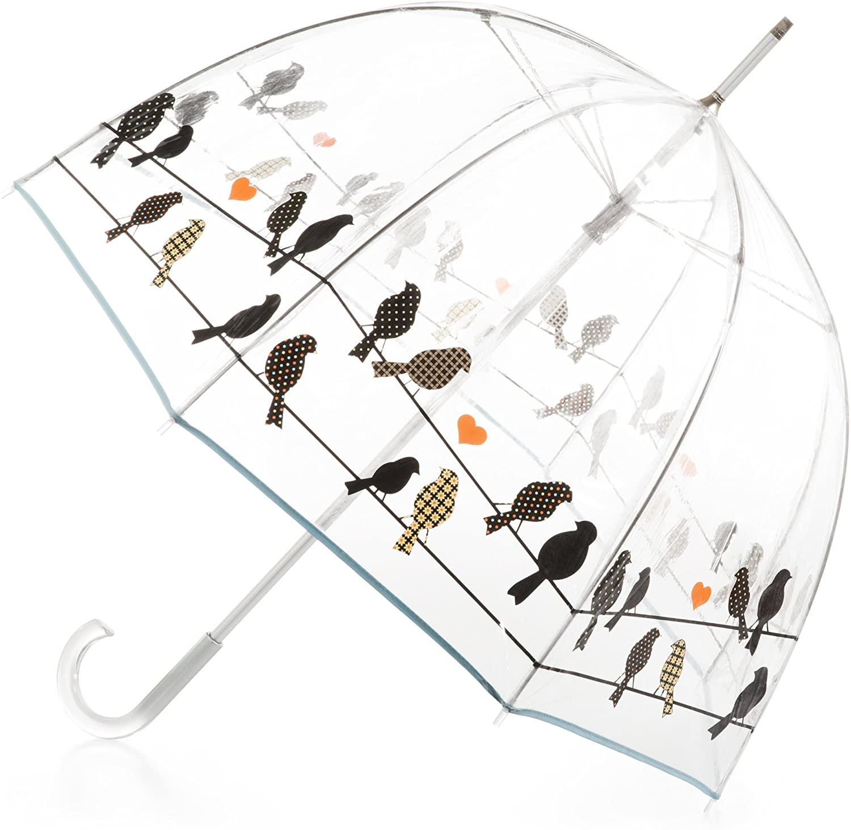 Bird bubble umbrella