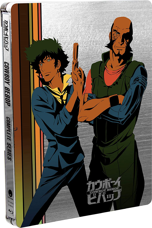 Cowboy Bebop: The Complete Series on Blu-Ray
