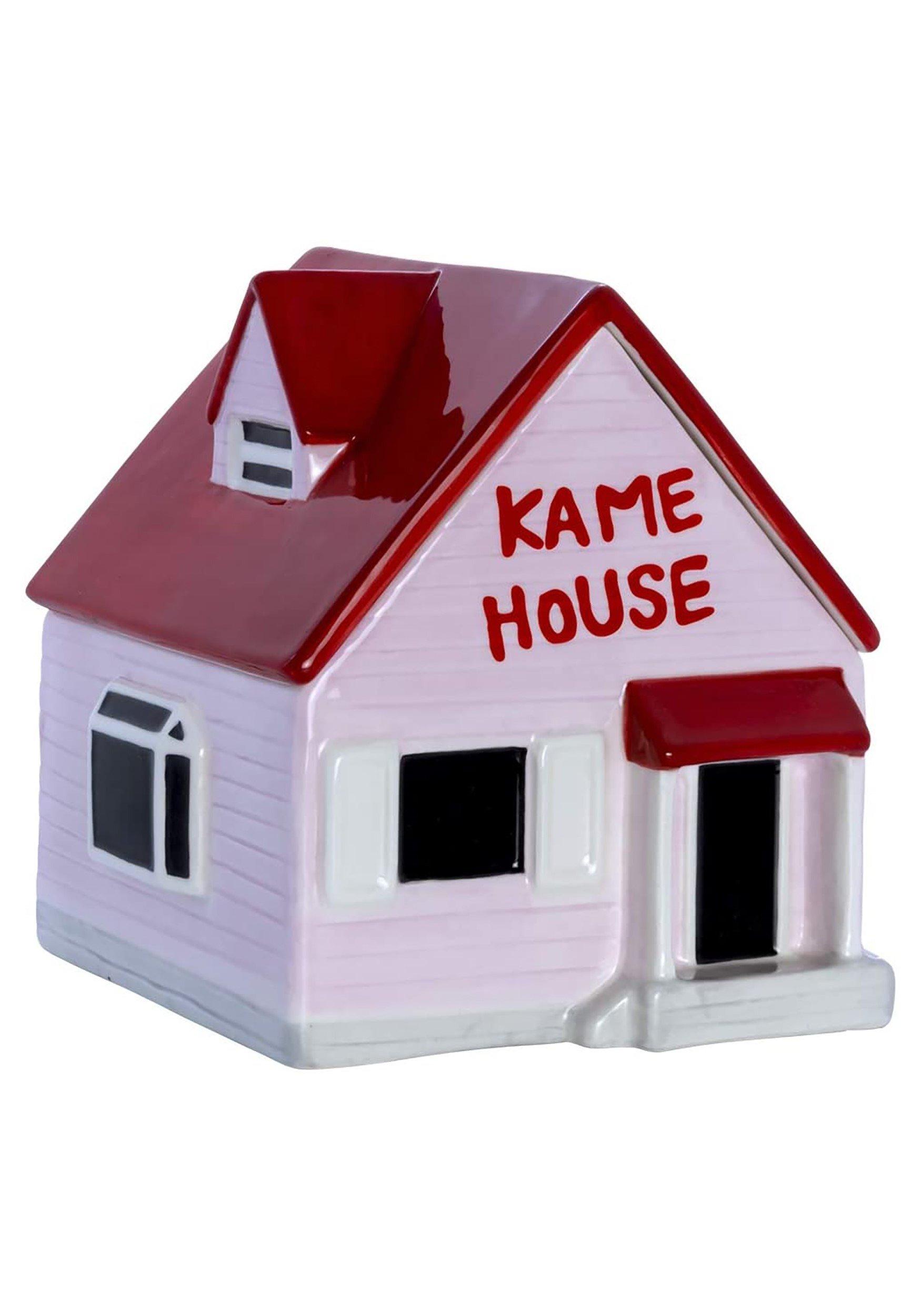 Cookie jar Dragon Ball Z Kame House