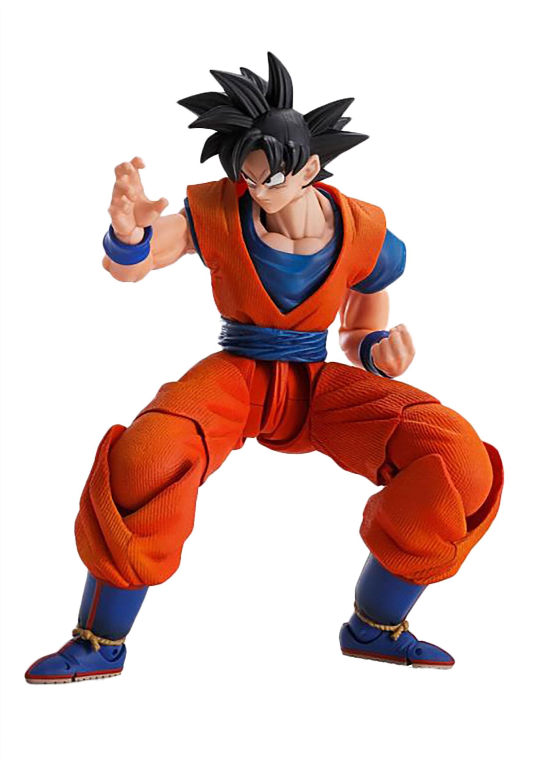 Son Goku figure