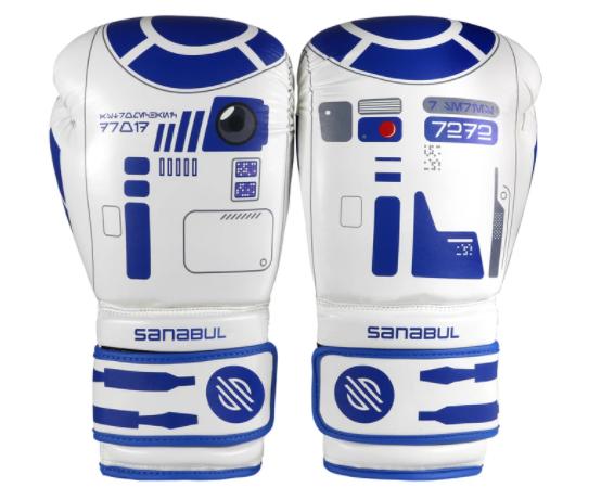 Star Wars boxing gloves